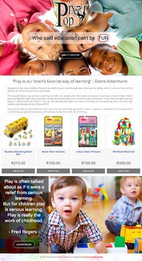 Pixypop Educational Toys